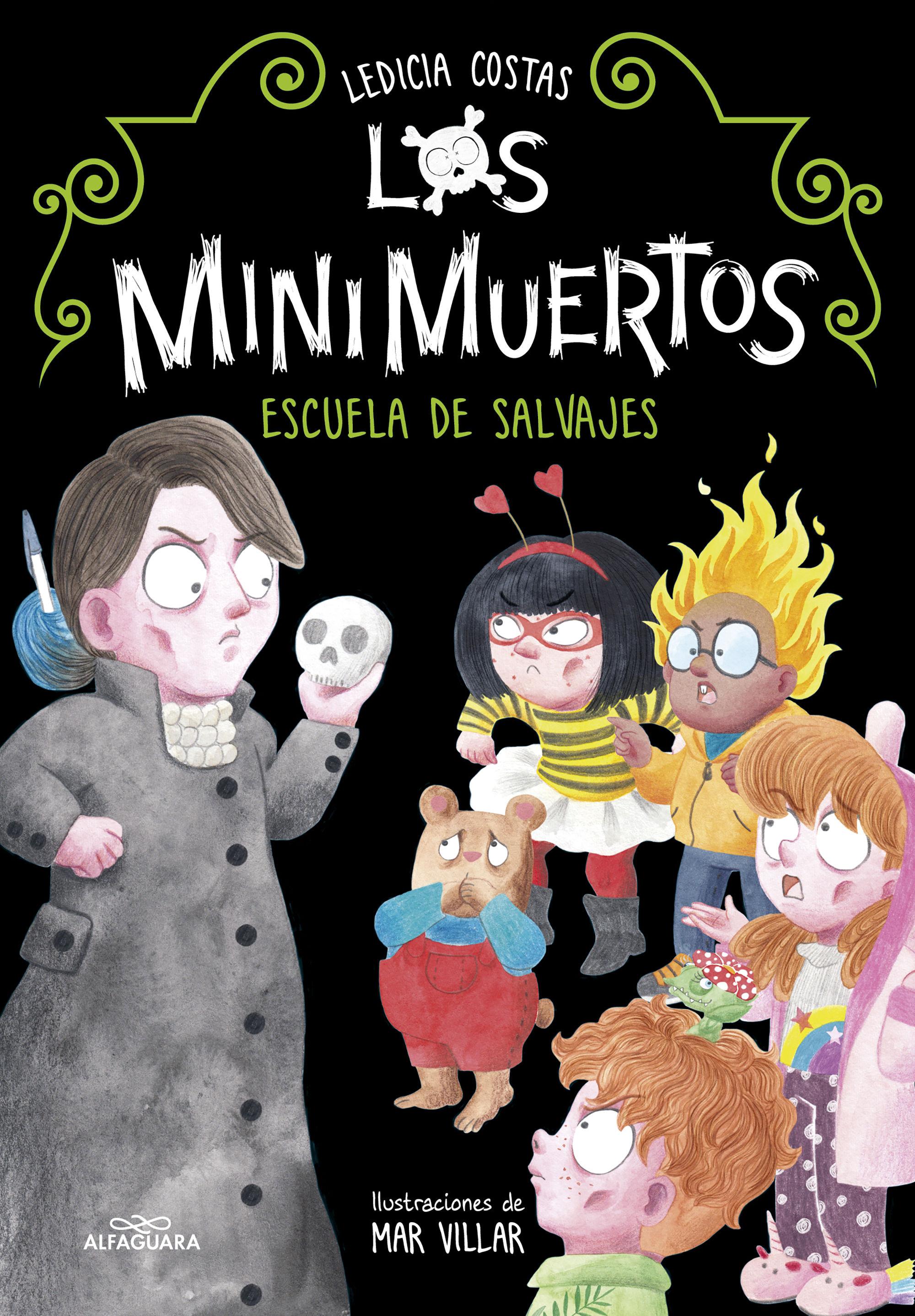 MINIMUERTOS 3 ESCUELA DE SALVAJES LOS