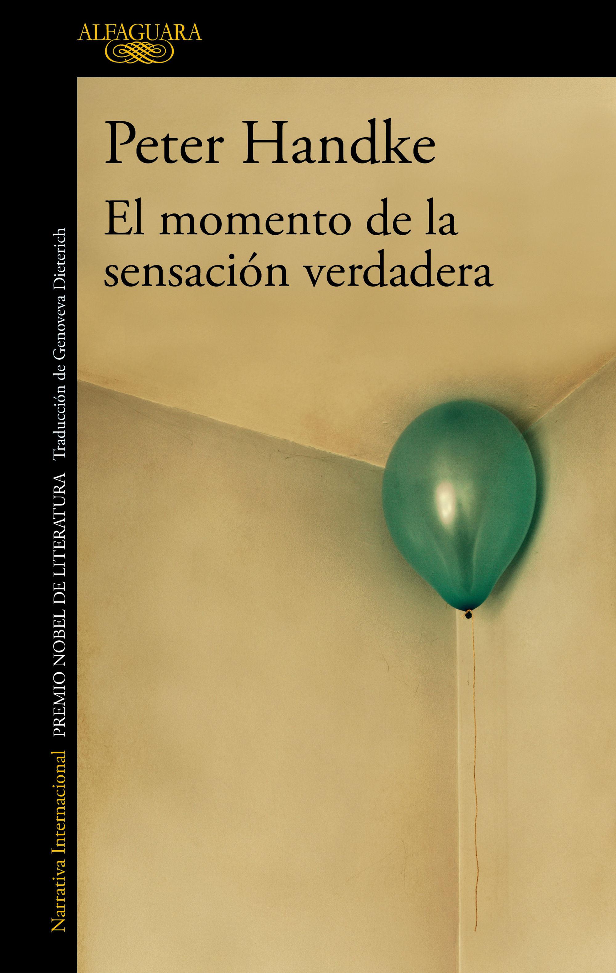 MOMENTO DE LA SENSACION VERDADERA EL