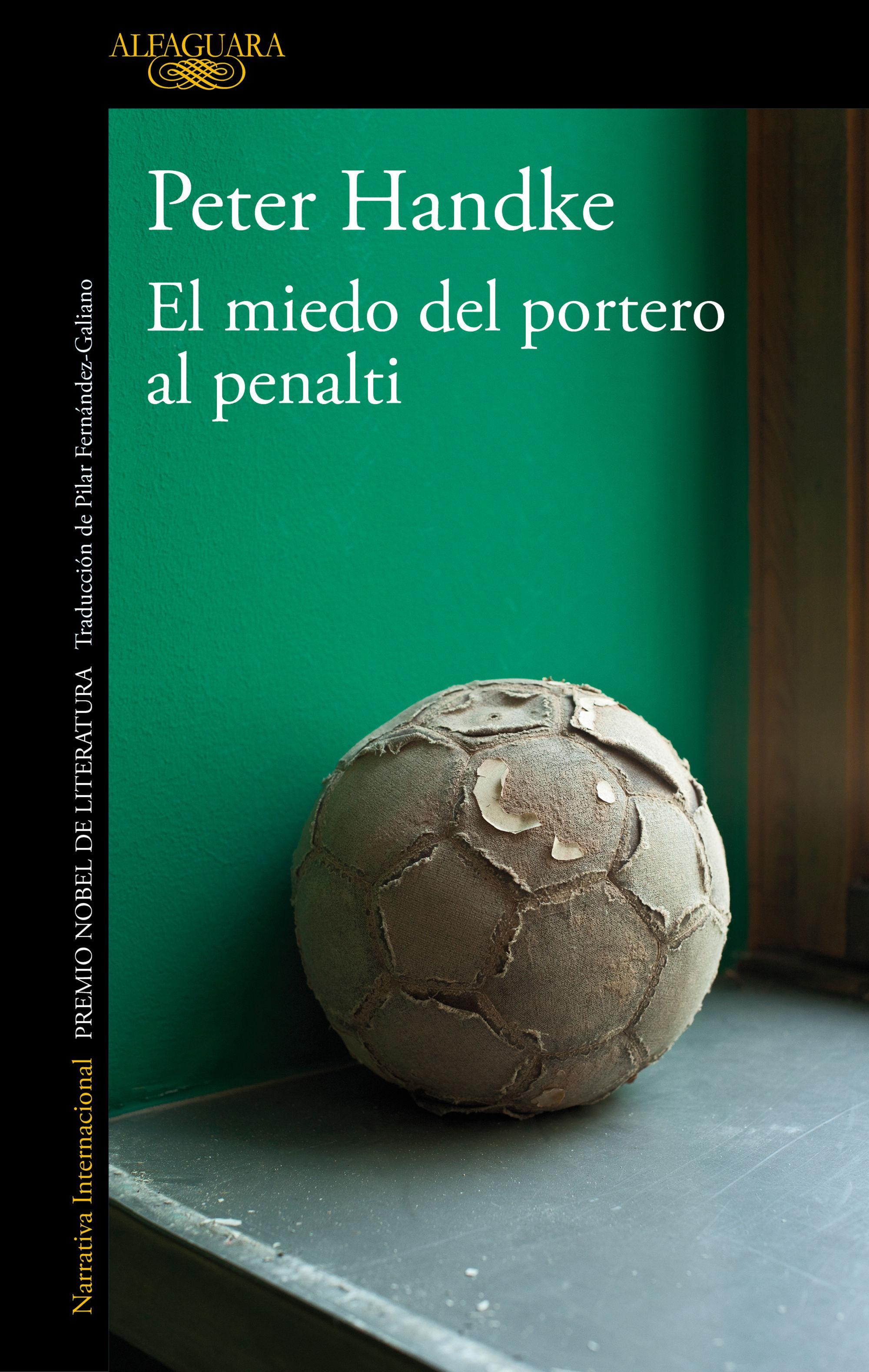 MIEDO DEL PORTERO AL PENALTY EL