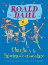 CHARLIE Y LA FABRICA DE CHOCOLATE 40 ANI