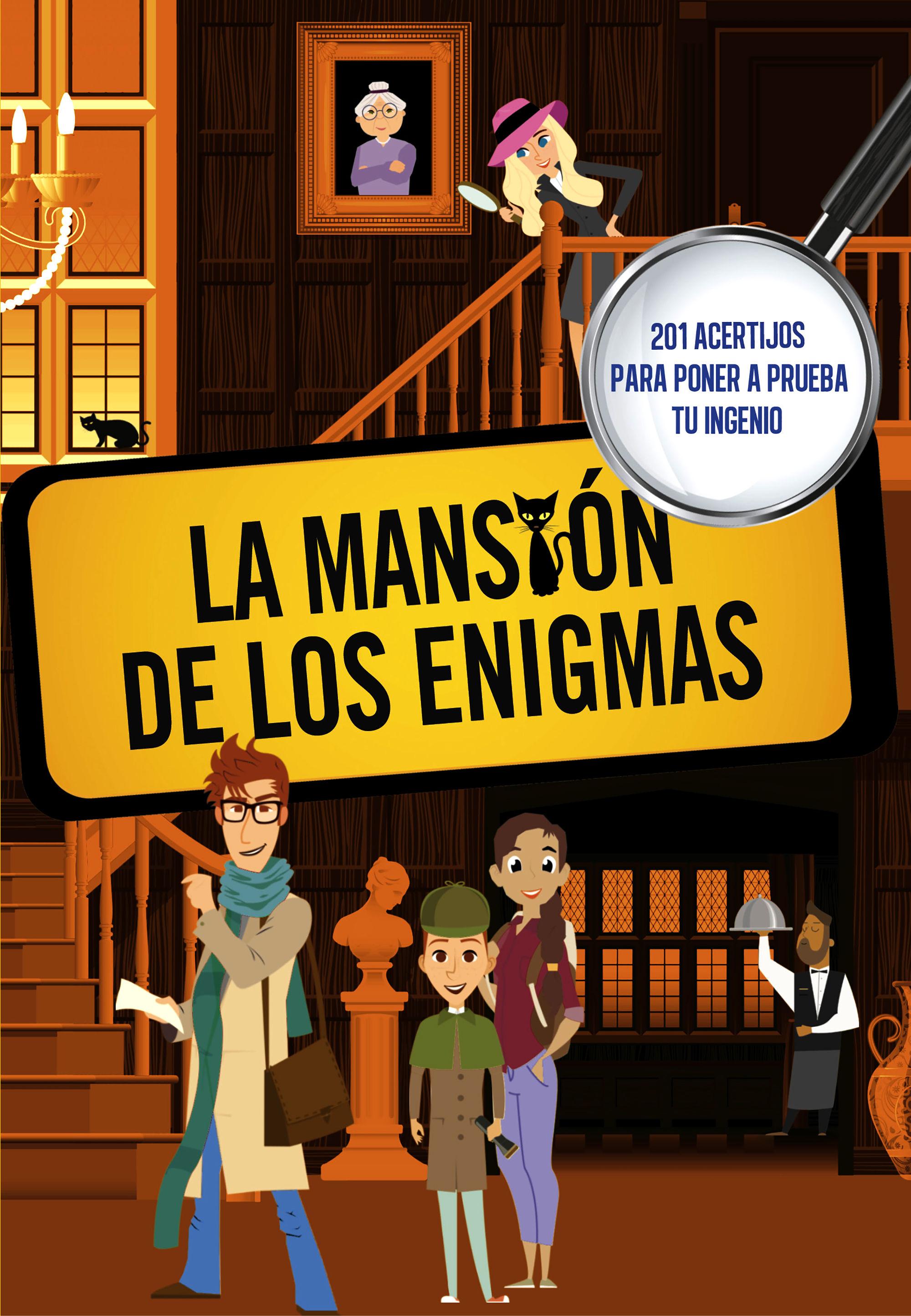 MANSION DE LOS ENIGMAS LA