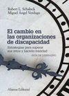CAMBIO EN LAS ORGANIZACIONES DE DISCAPACIDAD EL