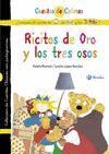RICITOS DE ORO Y LOS TRES OSOS PELOTIESO Y RICITOS DE ORO