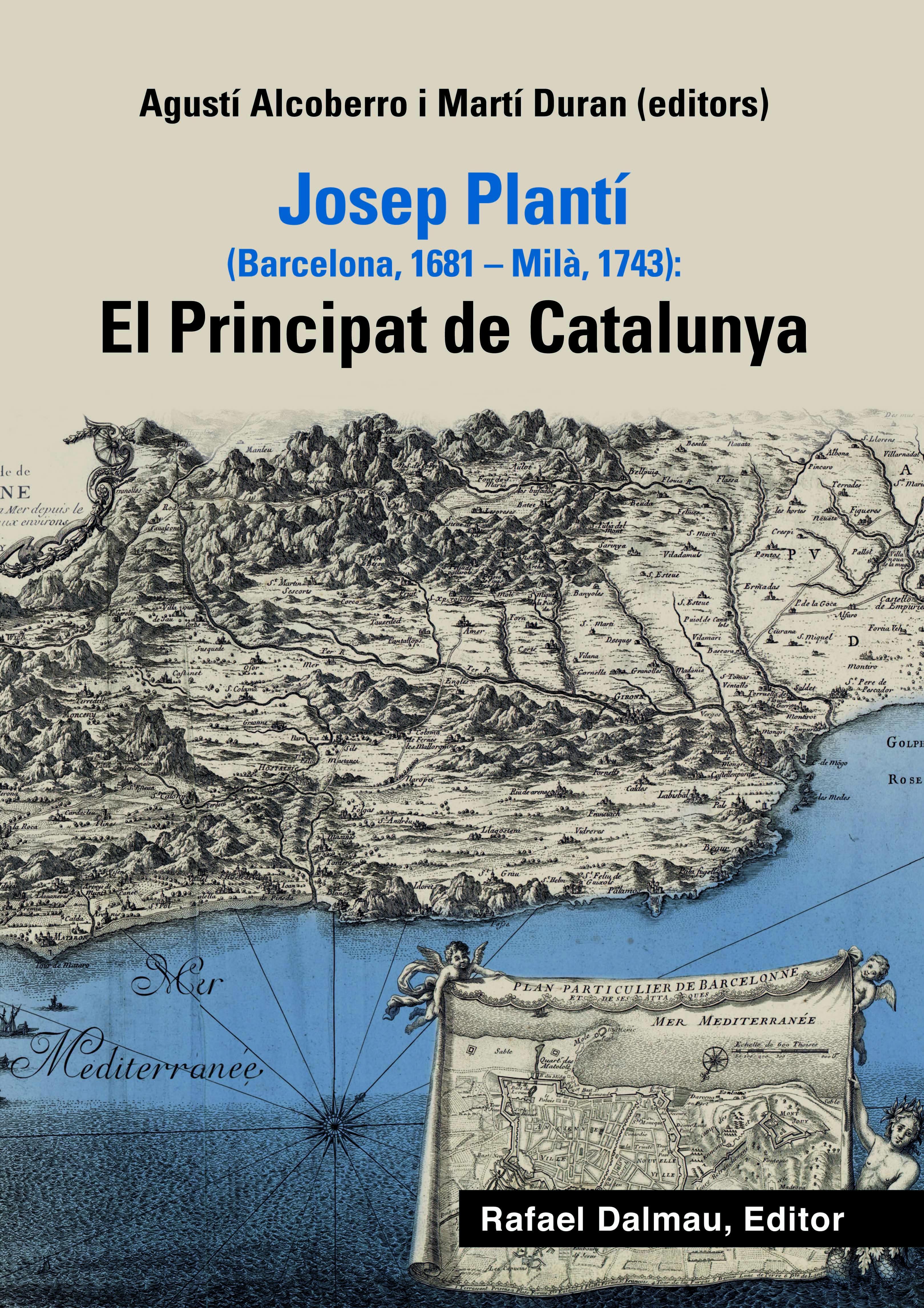 JOSEP PLANTÍ (BARCELONA, 1681-MILÀ, 1743)