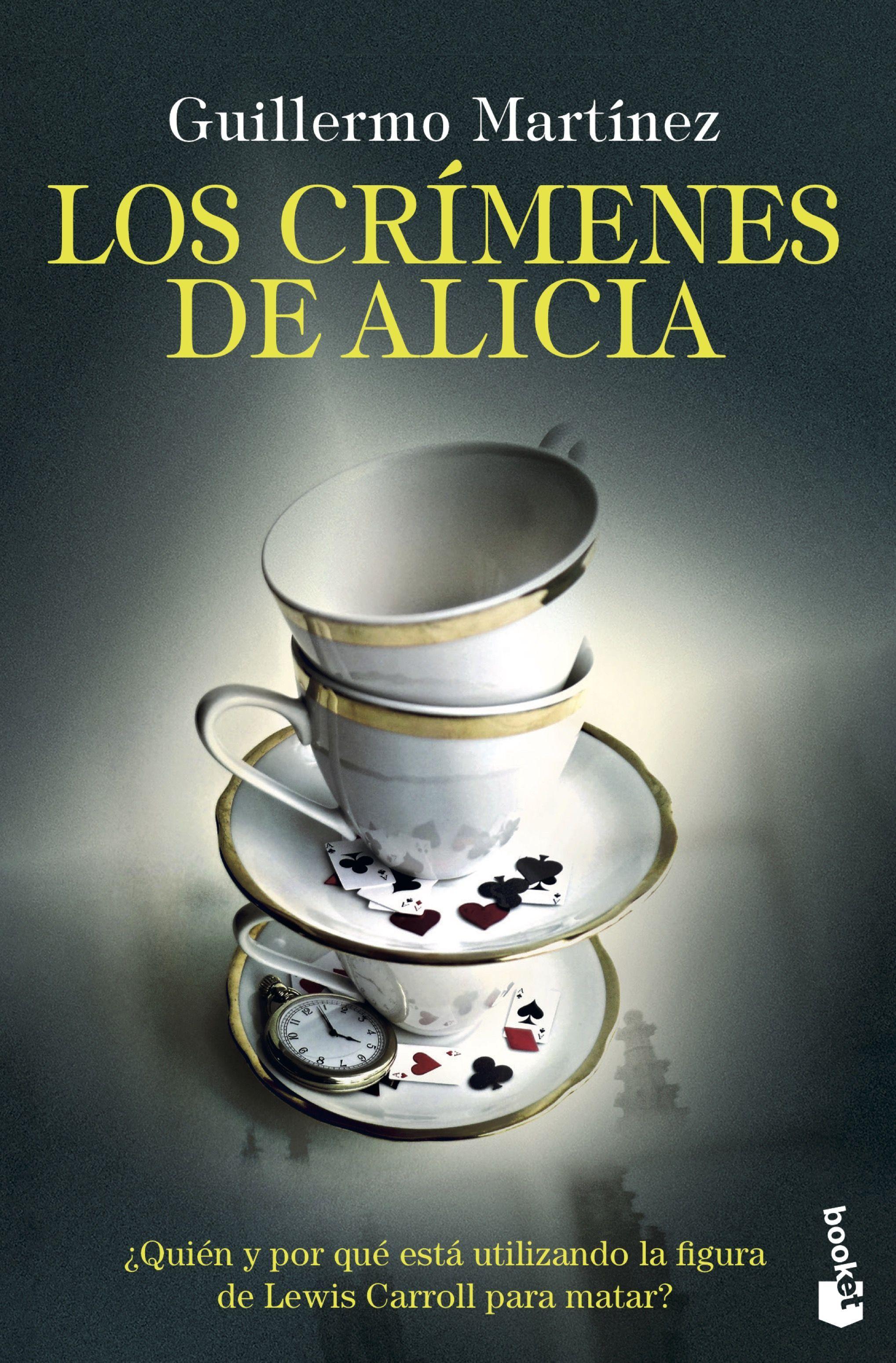 CRÍMENES DE ALICIA LOS