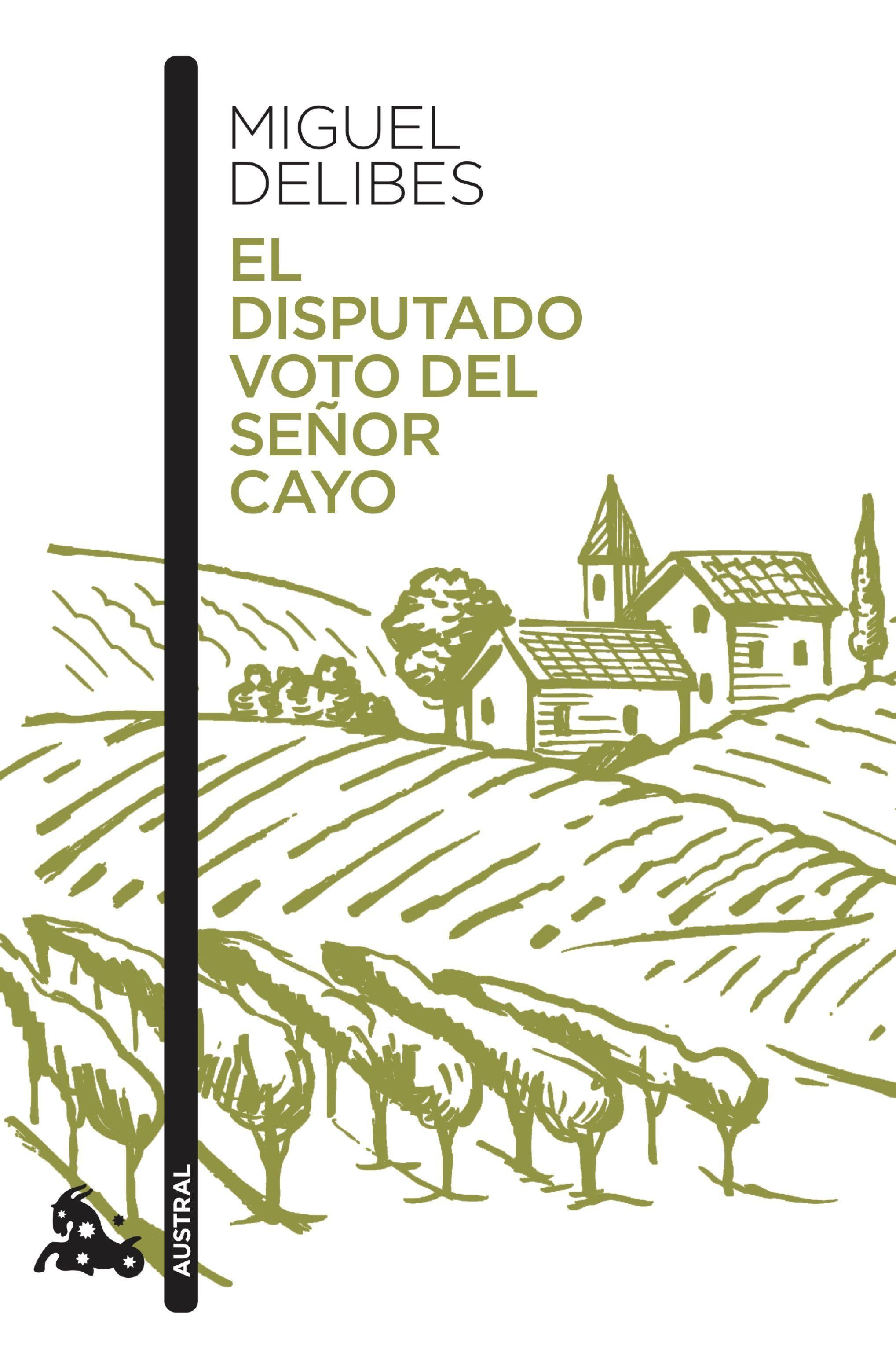 DISPUTADO VOTO DEL SEÑOR CAYO