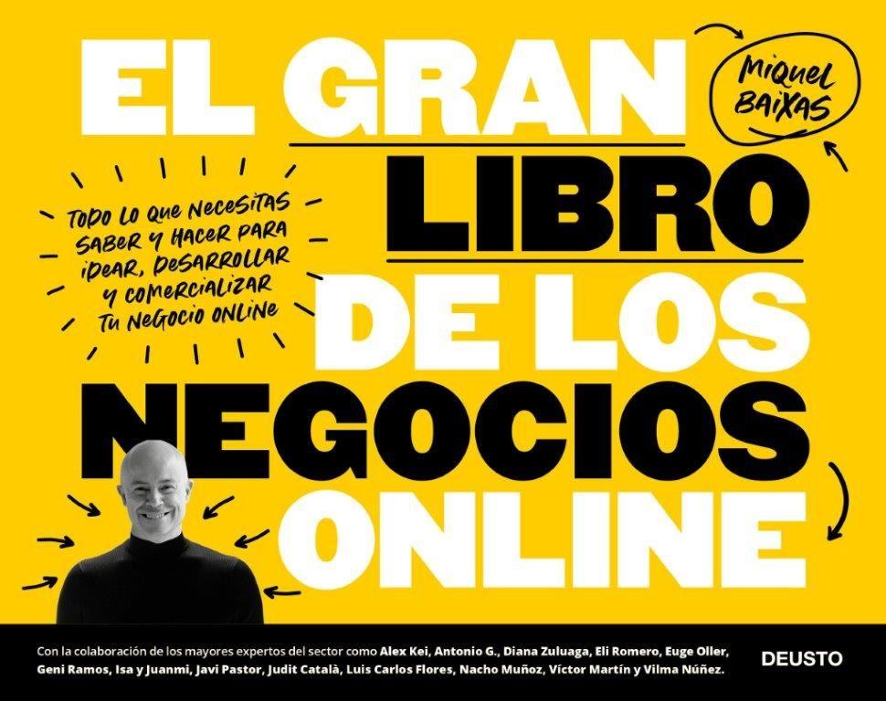 GRAN LIBRO DE LOS NEGOCIOS ONLINE