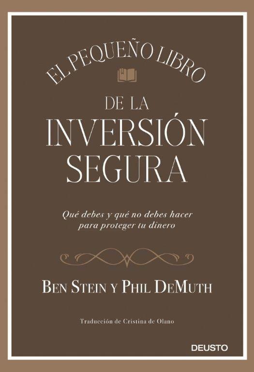 PEQUEÑO LIBRO DE LA INVERSIÓN SEGURA EL