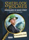 SHERLOCK HOLMES Y LOS IRREGULARES DE BAKER STREET