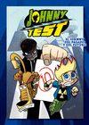 JOHNNY TEST COMIC 01 EL JOHNNY DEL PASADO Y DEL FUTURO