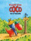PETIT DRAC COCO 14 VA A L'ESCOLA EL 14