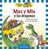 MAY Y MIA Y SAN JORGE Y EL DRAGON