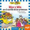 EN EL CASTILLO DE LAS PRINCESAS MAX Y MIA 8