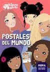 KINRA GIRLS 10 POSTALES DEL MUNDO