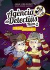 AGENCIA DE DETECTIUS 6 UN CAS BRILLANT