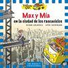 MAX Y MIA EN LA CUIDAD DE LOS RASCACIELOS