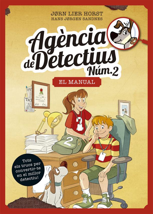 AGENCIA DE DETECTIUS NUM 2 EL MANUAL
