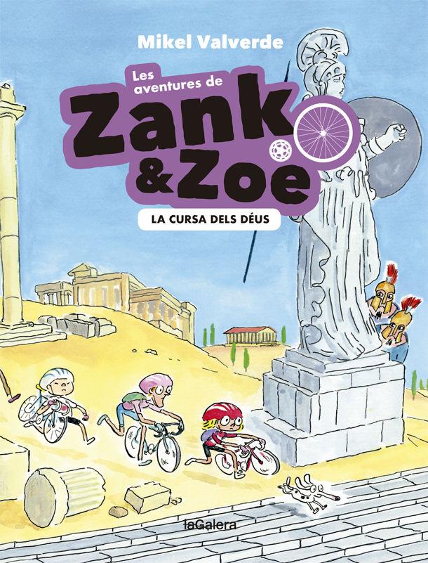 ZANK Y ZOE 2 LA CURSA DELS DEUS