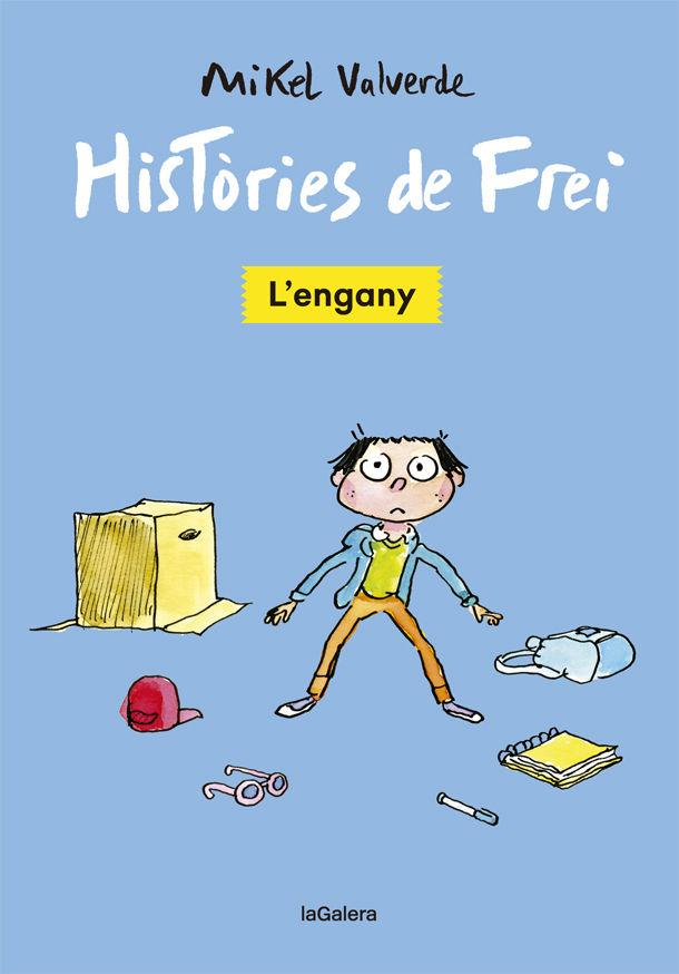 HISTORIES DE FREI 1 L ENGANY