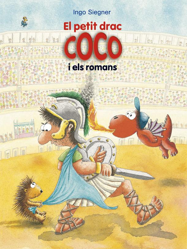 PETIT DRAC COCO I ELS ROMANS EL