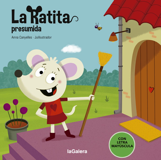 RATITA PRESUMIDA LA