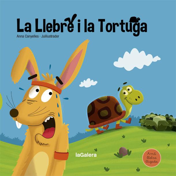 LLEBRE I LA TORTUGA LA