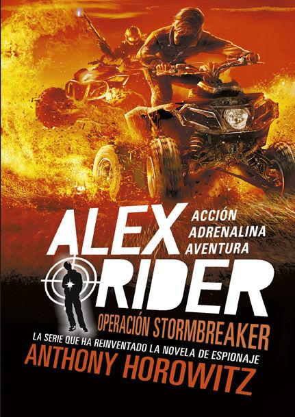ALEX RIDER 1 OPERACIÓN STORMBREAKER