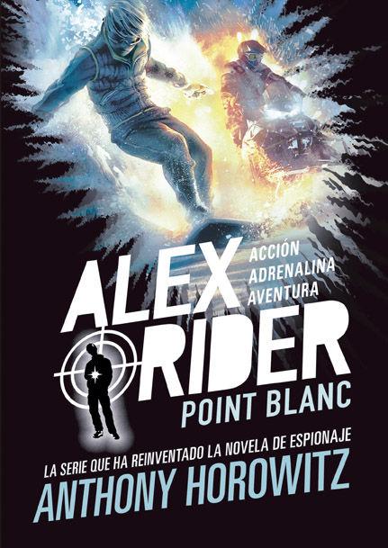 ALEX RIDER 2 POINT BLANC