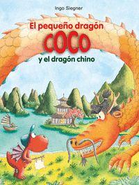 PEQUEÑO DRAGON COCO Y EL DRAGON CHINO EL
