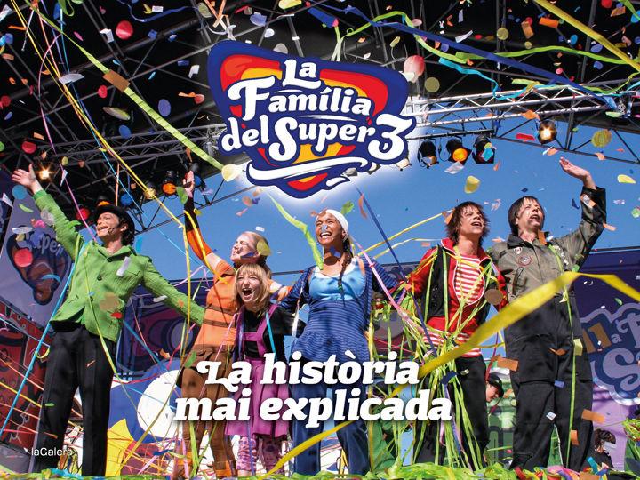 FAMILIA DEL SUPER3 LA HISTORIA MAI EXPLICADA LA