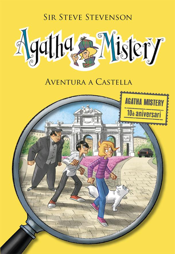 AGATHA MISTERY 29 AVENTURA A CASTELLA