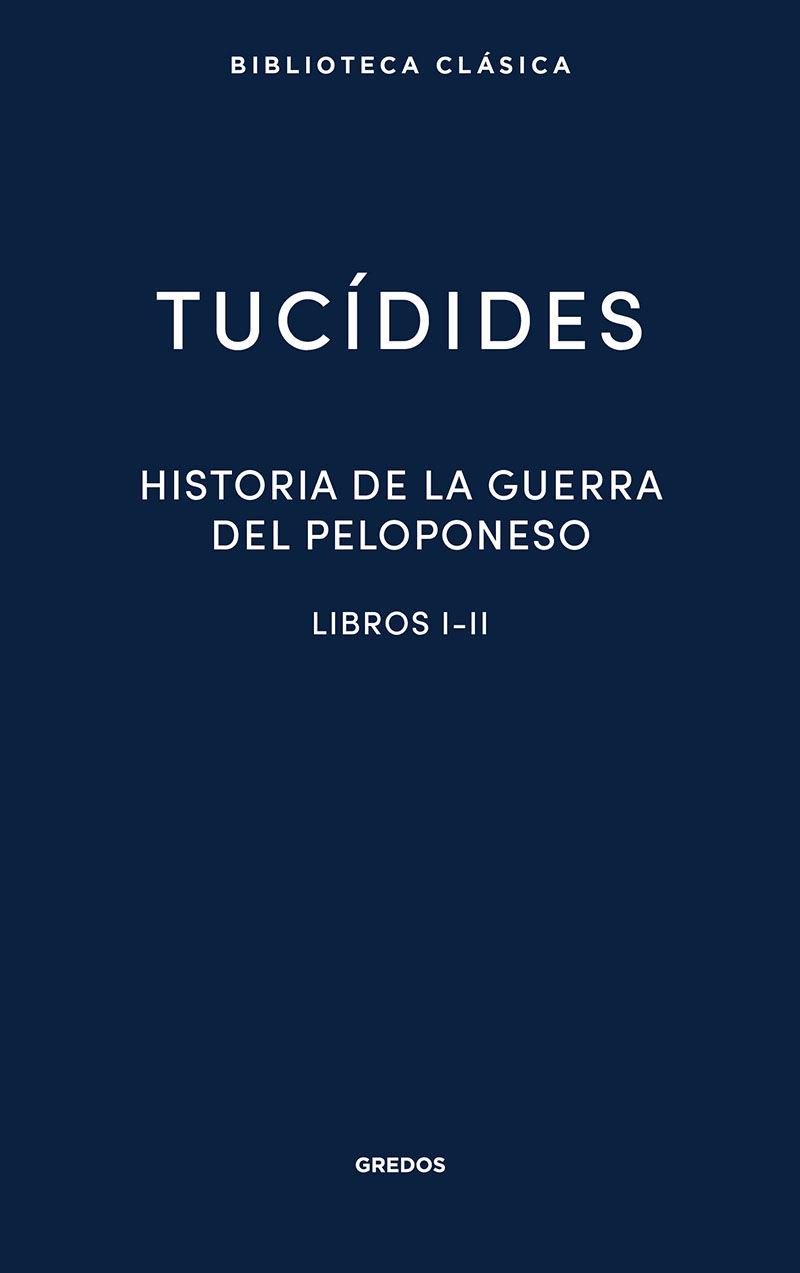 HISTORIAS DE LA GUERRA DEL POLOPONESA I-II