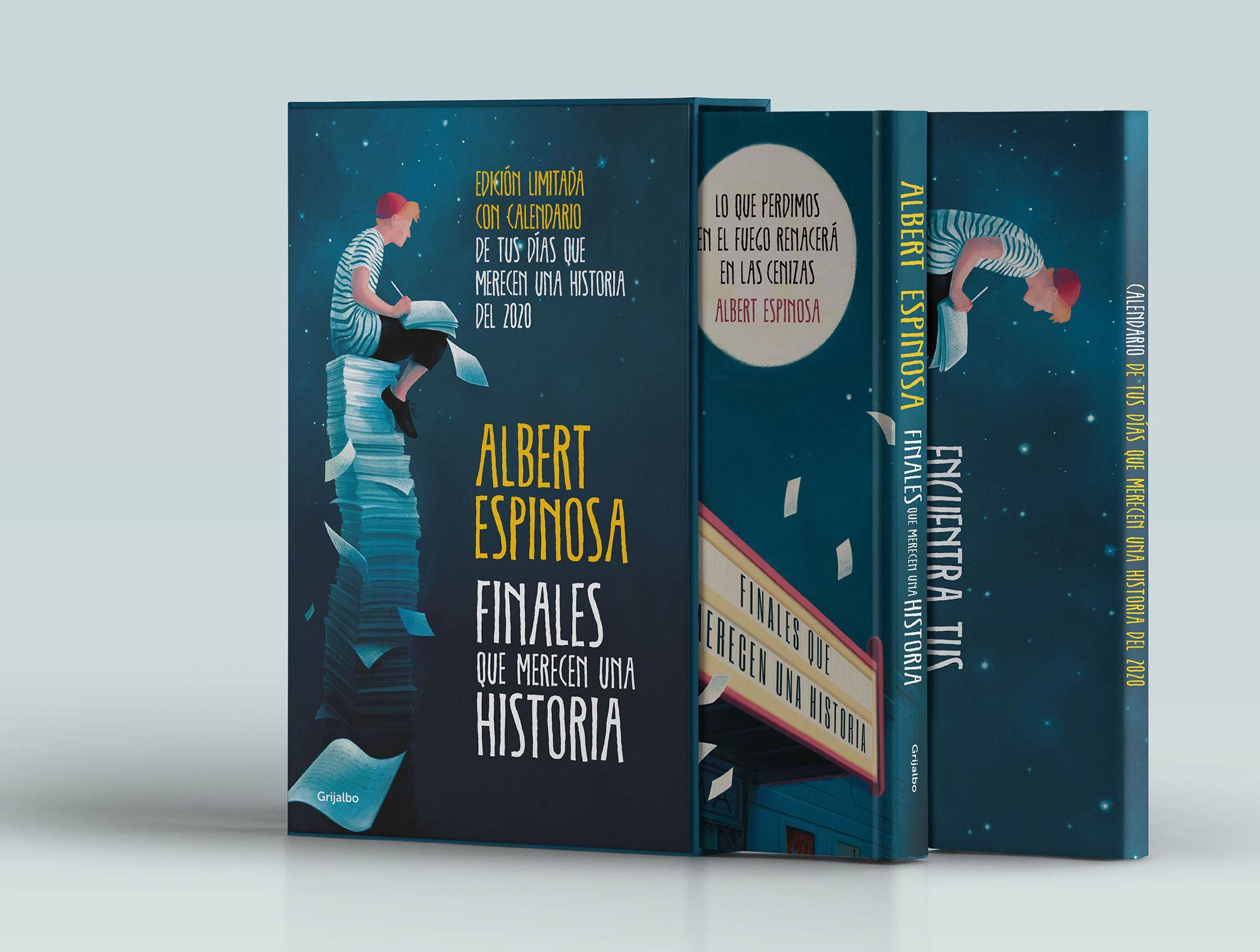FINALES QUE MERECEN UNA HISTORIA EDICION ESPECIAL CON CALENDARIO 2020