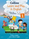 LEARN AND PLAY IN ENGLISH 1