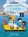 LEARN AND PLAY IN ENGLISH 2