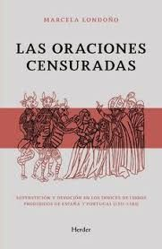 ORACIONES CENSURADAS LAS