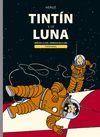 TINTIN Y LA LUNA ALBUM DOBLE