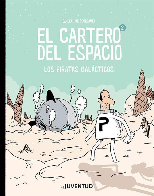 CARTERO DEL ESPACIO 2 EL