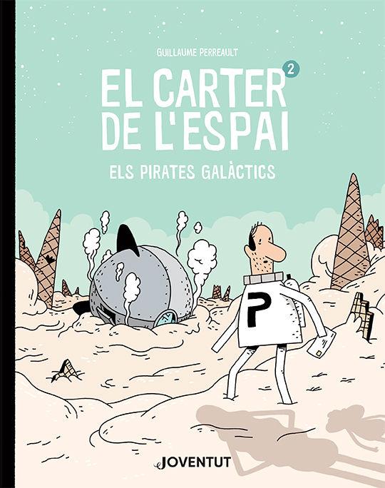 CARTER DE L ESPAI 2 EL
