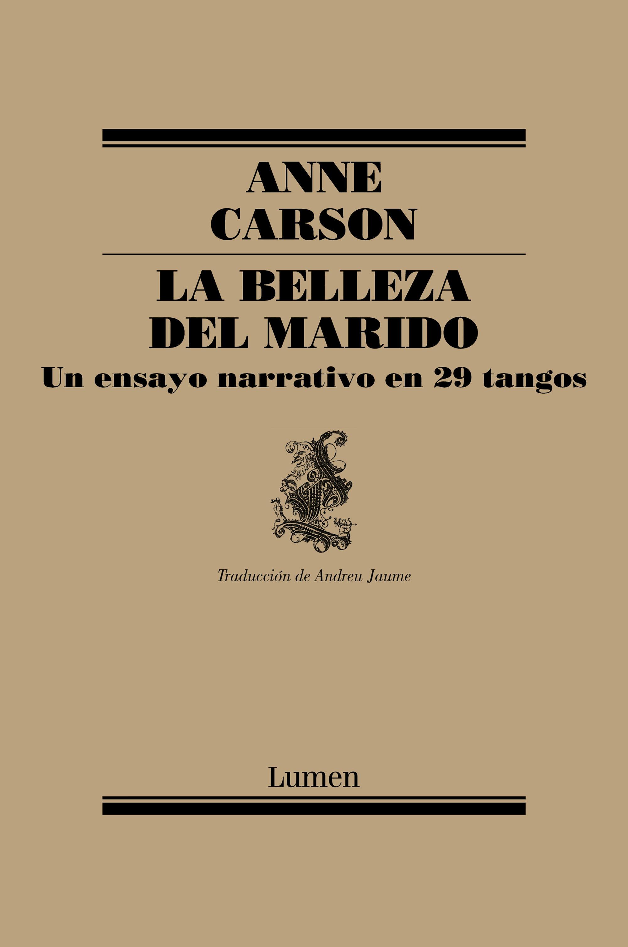 BELLEZA DEL MARIDO LA