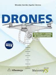 DRONES MODELADO Y CONTROL DE CUADRICOPTEROS