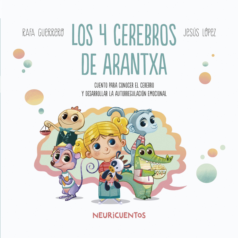 4 CEREBROS DE ARANTXA LOS