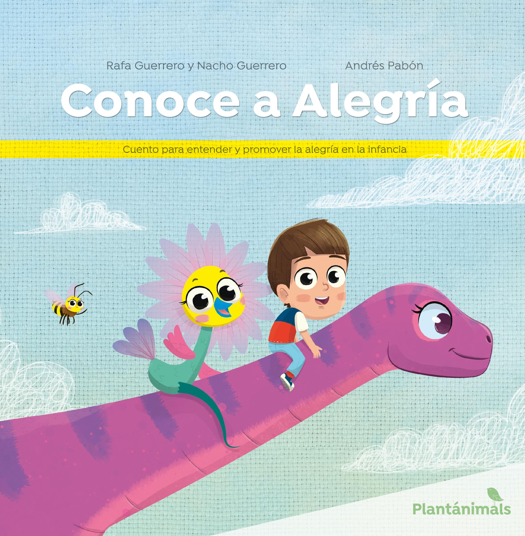 CONOCE A ALEGRIA