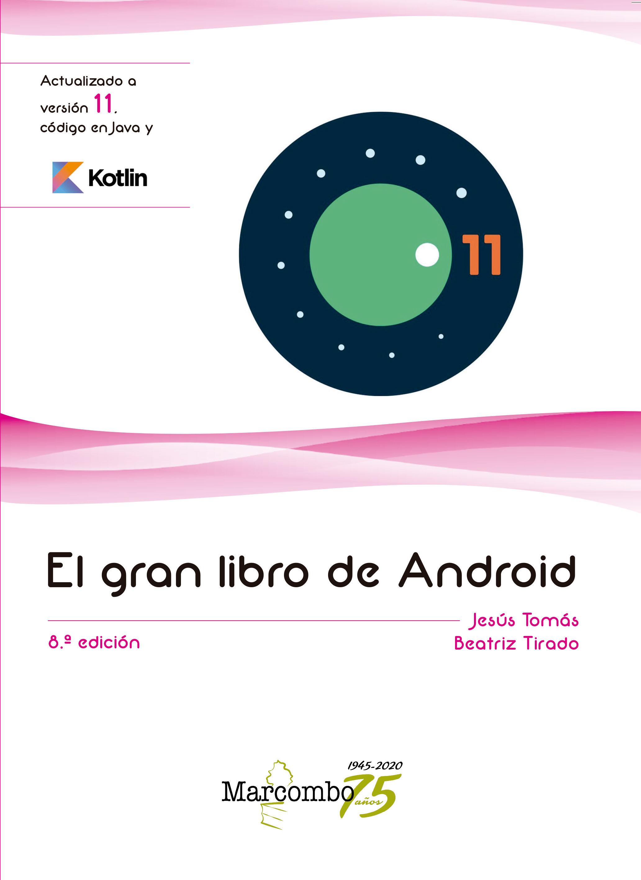 GRAN LIBRO DE ANDROID EL