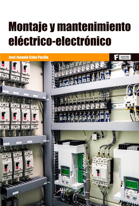 MONTAJE Y MANTENIMIENTO ELÉCTRICO-ELECTRÓNICO