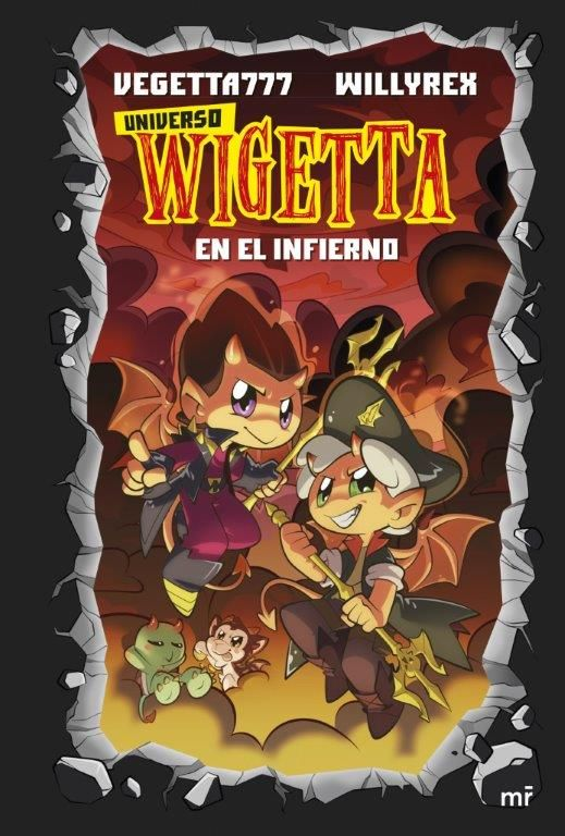 UNIVERSO WIGETTA 1. EN EL INFIERNO