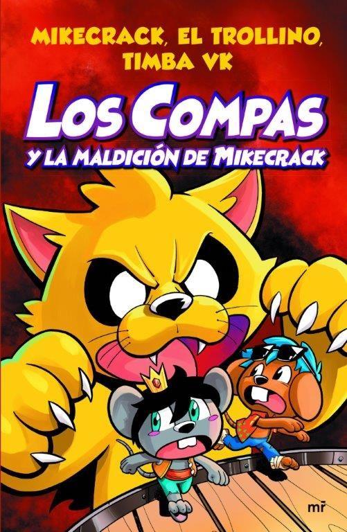 COMPAS Y LA MALDICIÓN DE MIKECRACK  LOS