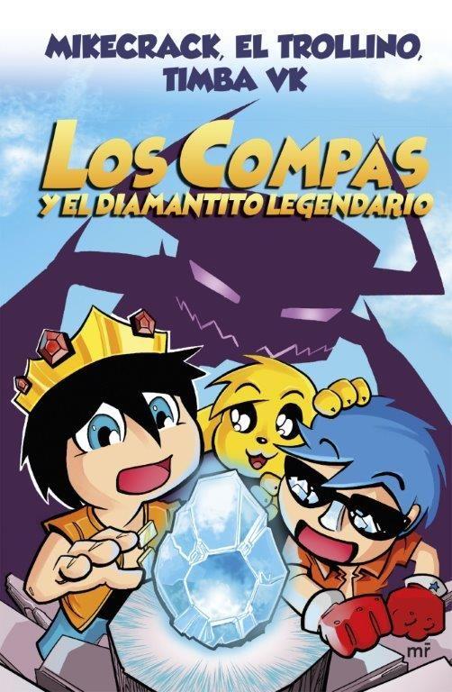 COMPAS Y EL DIAMANTITO LEGENDARIO 1