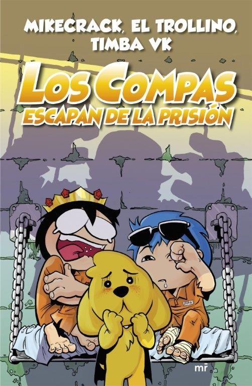 COMPAS ESCAPAN DE LA PRISIÓN  2