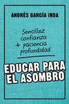 EDUCAR PARA EL ASOMBRO
